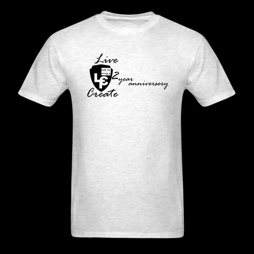 2 year anniversary Special - Men's T-Shirt