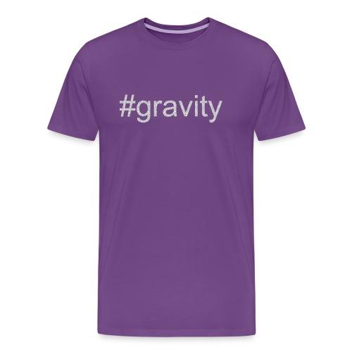 Gravity (Mens) - Men's Premium T-Shirt