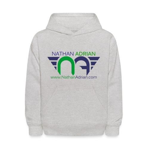 Nathan Adrian Kids' Hooded Sweatshirt (LAT) - Kids' Hoodie