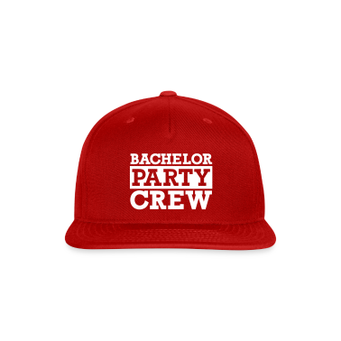 Bachelor Party Crew Caps