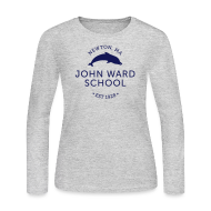 Long Sleeve Shirts ~ Women's Long Sleeve Jersey T-Shirt ~ Women's Long Sleeve - Multiple color choices available