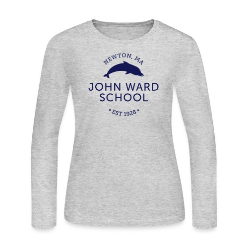 Women's Long Sleeve - Multiple color choices available - Women's Long Sleeve Jersey T-Shirt
