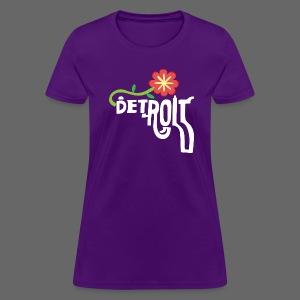 A Better Detroit Gun Shirt - Women's T-Shirt