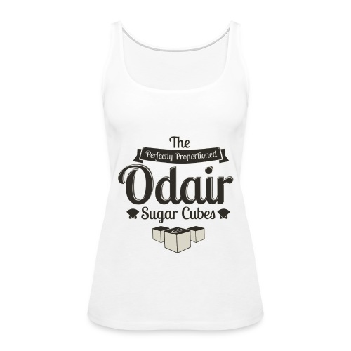 Sugar Cubes - Women's Premium Tank Top