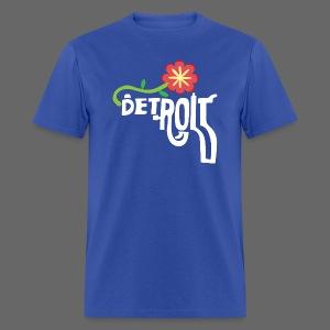 A Better Detroit Gun Shirt - Men's T-Shirt