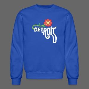 A Better Detroit Gun Shirt - Crewneck Sweatshirt