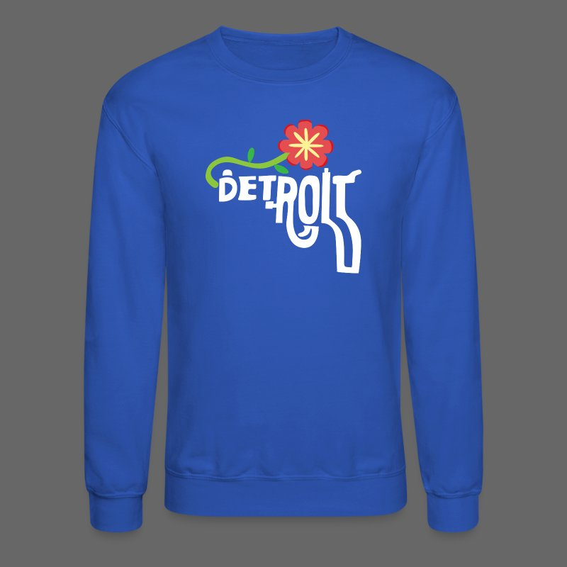 A Better Detroit Gun Shirt - Crewneck Sweatshirt