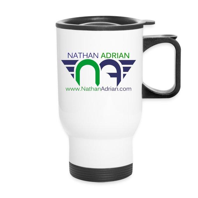 Nathan Adrian Travel Mug