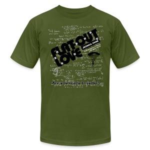 Men's Flat-Out Love Tee - Men's Fine Jersey T-Shirt