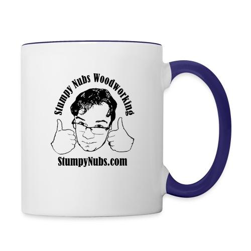 Logo Mug - Contrast Coffee Mug