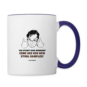 Stool Sample Mug - Contrast Coffee Mug