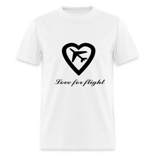 Love for flight T-Shirt - Men's T-Shirt