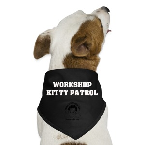 Kitty Patrol Bandana - Dog Bandana