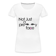T-Shirts ~ Women's Premium T-Shirt ~ Article 16761222
