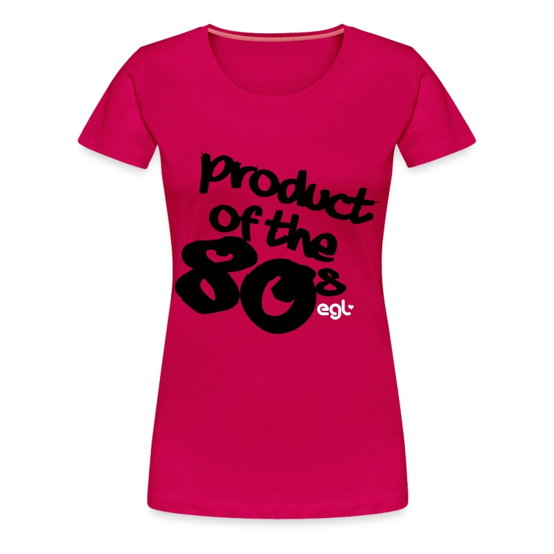 PRODUCTOF80 - Women's Premium T-Shirt
