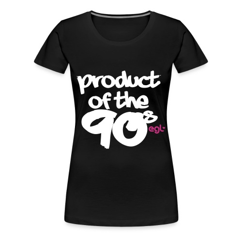 PRODUCTOF90 - Women's Premium T-Shirt