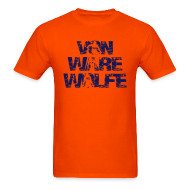 T-Shirts ~ Men's T-Shirt ~ Von Ware Wolfe - Mens - T-shirt