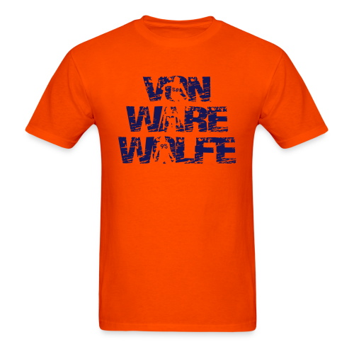 Von Ware Wolfe - Mens - T-shirt - Men's T-Shirt