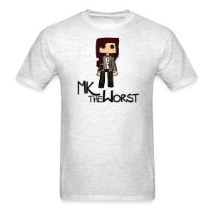 MKtheChibi (Men's) - Men's T-Shirt