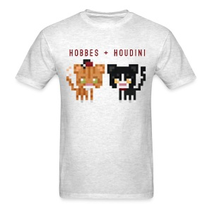 Hobbes + Houdini (mens) - Men's T-Shirt