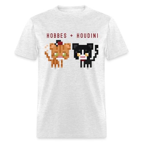 Hobbes + Houdini (mens) - Men's T-Shirt