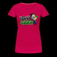 Women's T-Shirts ~ Women's Premium T-Shirt ~ Women's Premium T-Shirt: Keralis