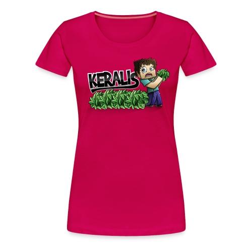 Women's Premium T-Shirt: Keralis - Women's Premium T-Shirt