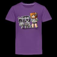 Kids' Shirts ~ Kids' Premium T-Shirt ~ Kid's Premium T-Shirt: Wifey
