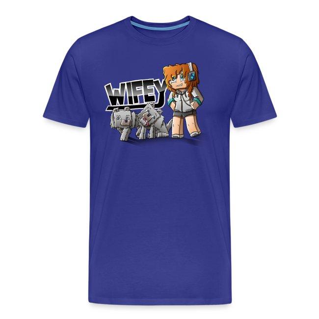 Men's Premium T-Shirt: Wifey