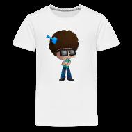 Kids' Shirts ~ Kids' Premium T-Shirt ~ Kid's Premium T-Shirt: Fear The Fro