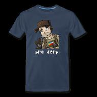 T-Shirts ~ Men's Premium T-Shirt ~ Men's Premium T-Shirt: Pro Derp Shooter