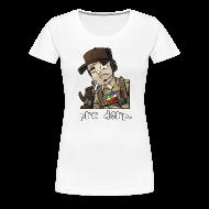 Women's T-Shirts ~ Women's Premium T-Shirt ~ Women's Premium T-Shirt: Pro Derp Shooter
