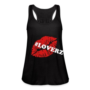 #LOVERZ Tank - Women's Flowy Tank Top by Bella