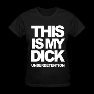 UD ThIS IS NEW shirt Female - Women's T-Shirt