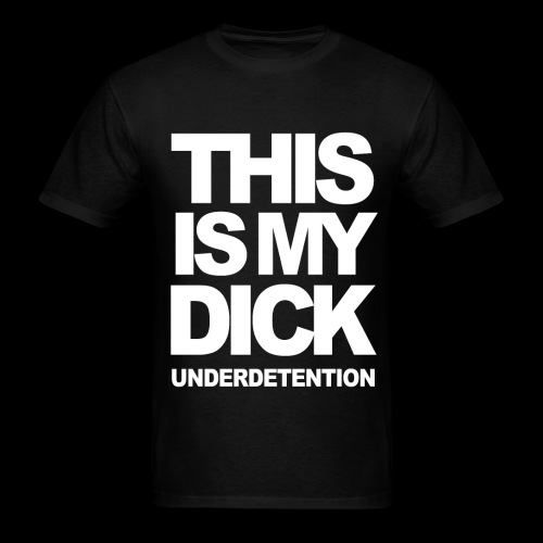 UD ThIS IS NEW shirt - Men's T-Shirt