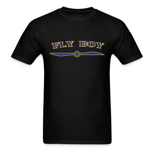 Fly Boy T-Shirt - Men's T-Shirt