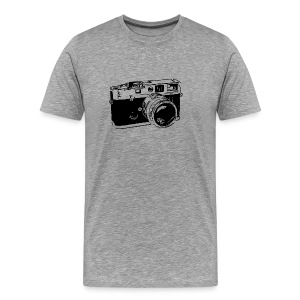 Rangefinder - Black - Men's Premium T-Shirt