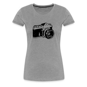 SLR - Black - Women's Premium T-Shirt