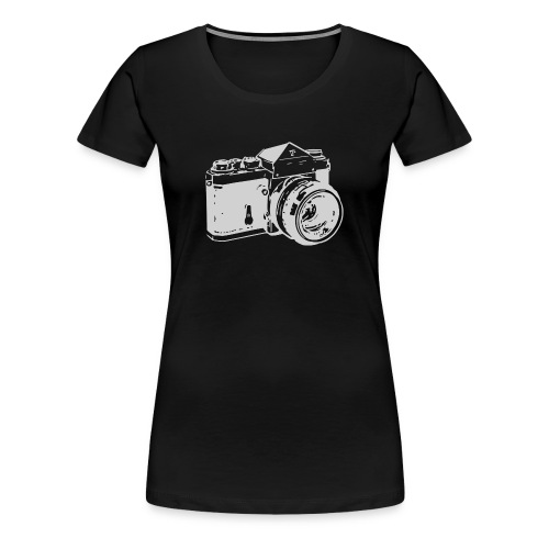 SLR - Grey - Women's Premium T-Shirt