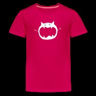 Kids' Shirts ~ Kids' Premium T-Shirt ~ GRUMO-L8-Scream-00-Pink