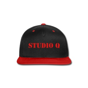 Studio Q Snap Back Hat - Snap-back Baseball Cap