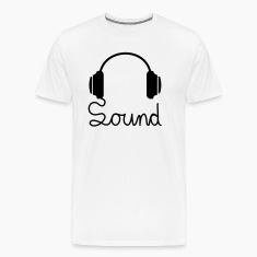 headphone T-Shirts