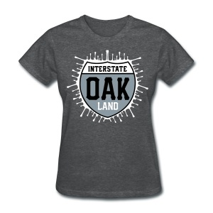 Interstate Oakland - Women's T-Shirt