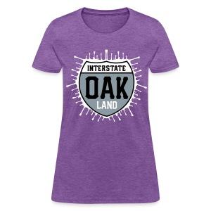 Interstate Oakland - Women's T-Shirt