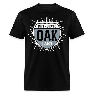 Interstate Oakland - Men's T-Shirt