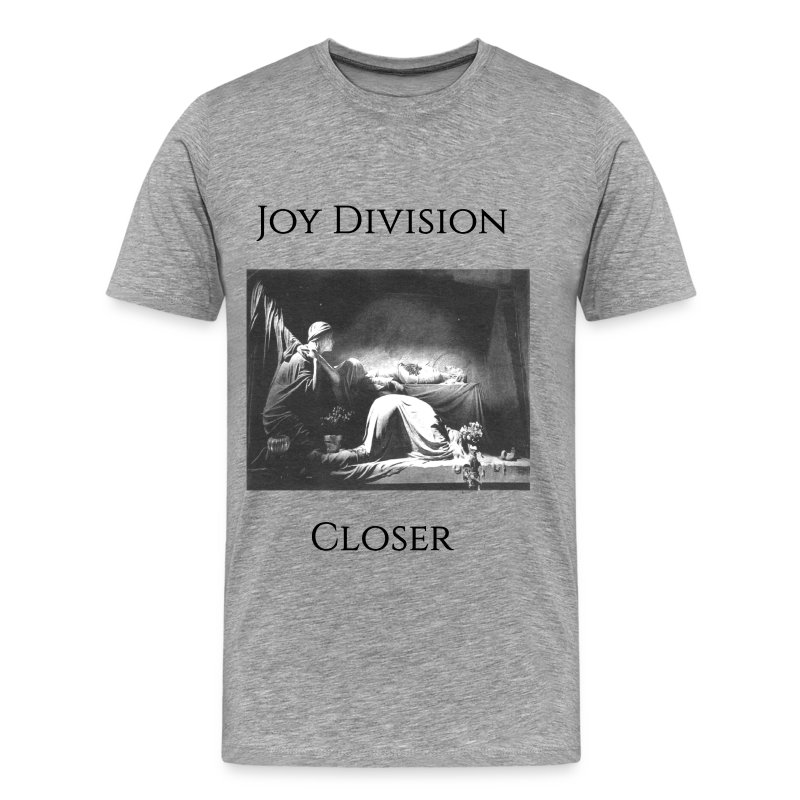 joy division closer t shirt spreadshirt. Black Bedroom Furniture Sets. Home Design Ideas