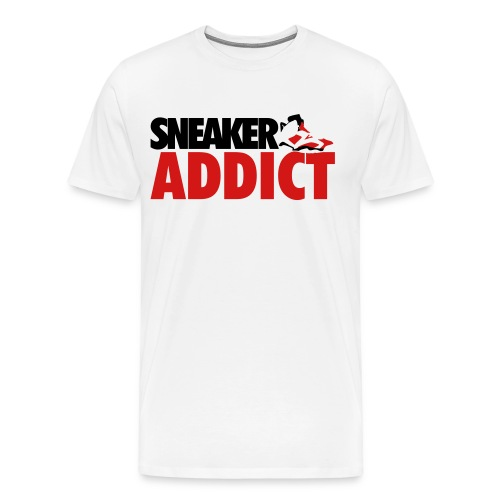 Sneaker Addict Carmines - Men's Premium T-Shirt
