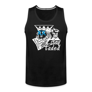 Stay Faded Tank - Men's Premium Tank