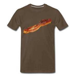 Bacon Men's T-Shirt - Men's Premium T-Shirt