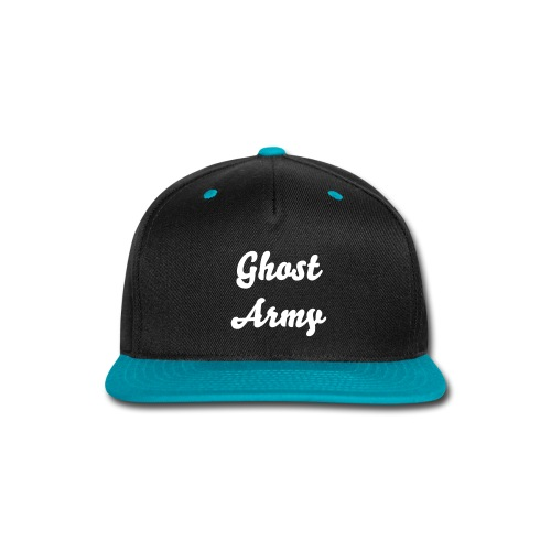 Ghost Army Cap - Snap-back Baseball Cap